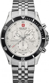 Hanowa Swiss Military Flagship Chrono 06-5183.7.04.001.07 Herrenchronograph Zeitloses Design