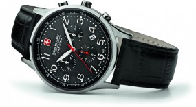 Hanowa Swiss Military Patriot 06-4187.04.007 Herrenchronograph Zeitloses Design