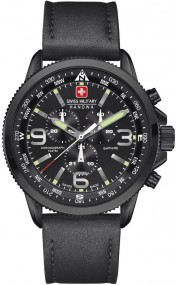Hanowa Swiss Military Arrow Chrono 06-4224.13.007 Herrenchronograph Sehr Sportlich