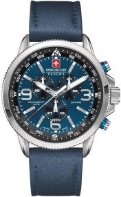 Hanowa Swiss Military Arrow Chrono 06-4224.04.003 Herrenchronograph Sehr Sportlich