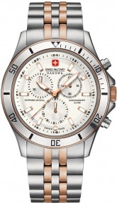 Hanowa Swiss Military Flagship Chrono 06-5183.7.12.001 Herrenchronograph Zeitloses Design