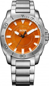 Hugo Boss Orange Big Day 1512947 Herrenarmbanduhr Massives Gehäuse
