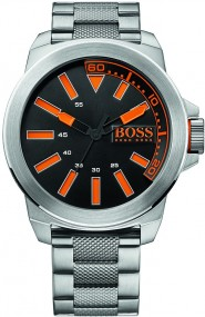 Hugo Boss Orange New York 1513006 Herrenarmbanduhr Massives Gehäuse