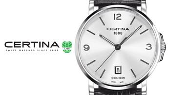 Certina - Swiss Watches