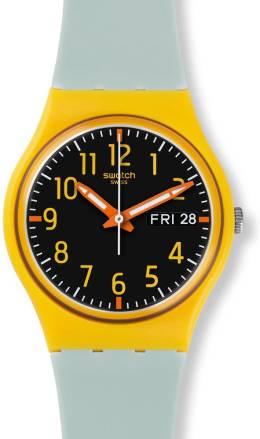 Swatch: die erste Plastikuhr